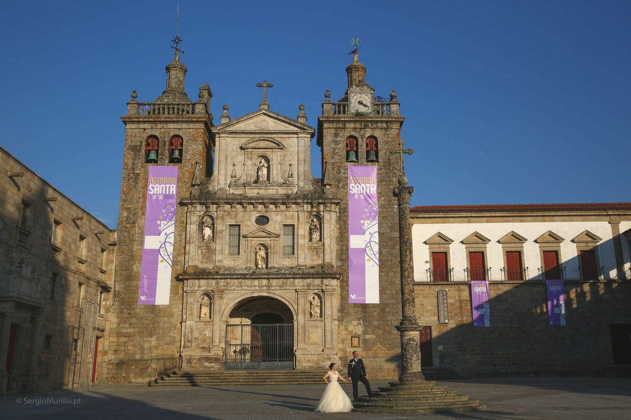 Sessão trash the dress em Viseu- Portugal da Cátia e Pedro
